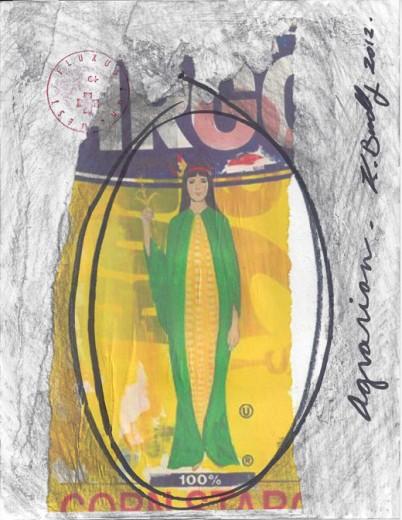 Keith Buchholz :: Agrarian corn, USA