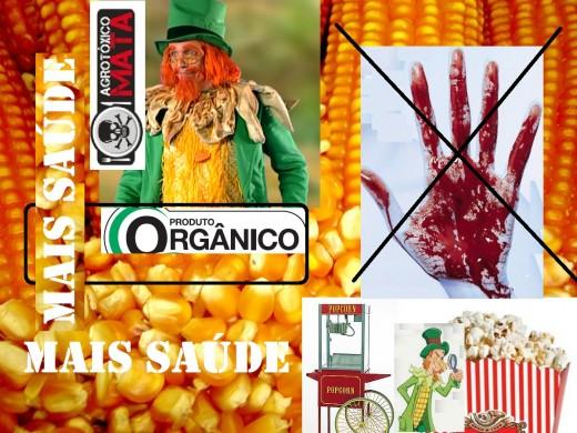 Paulo Lionetti :: Não aos Agrotóxicos, Arte Digital, Brasil