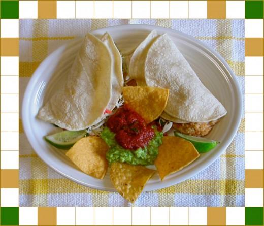 Fleur Helsingor :: A delicious meal, USA
