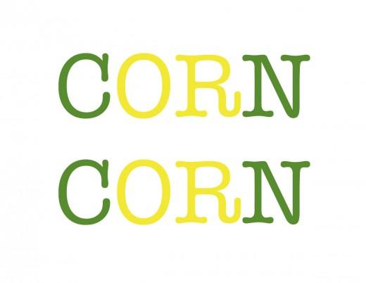 corn on computer