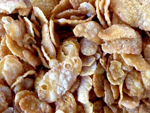 Roland Halbritter: Cornflakes