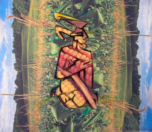 Gregorio Berchenko: El Rey del maíz