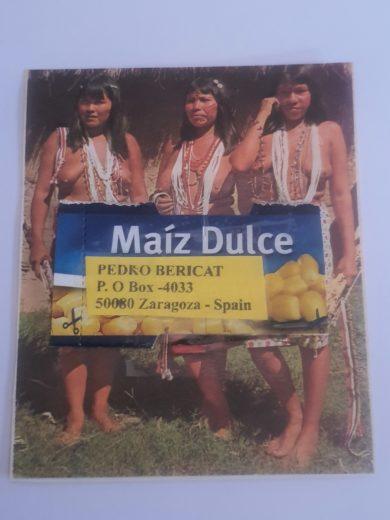 Maiz Dulce from Pedro Bericat