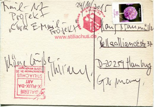 stiliachus mail art